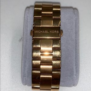 Michael Kors Accessories - Michael Kors watch rose gold tone Dylan MK5412